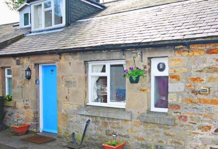 Hareshaw Linn Cottage, character cottage for 2 - Bellingham - Dom