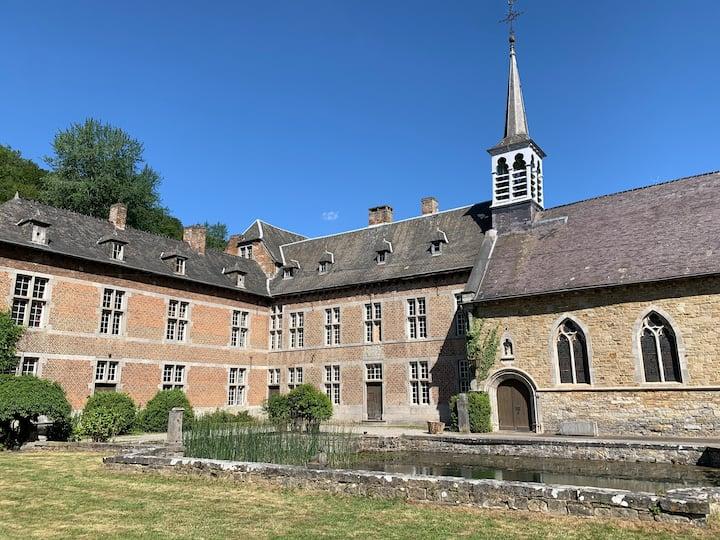 Le Bief du Vivier - Abbaye Notre-Dame du Vivier