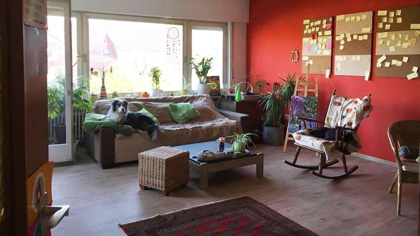 Wohnung in Stuttgarts Weinbergen - Stuttgart - Byt