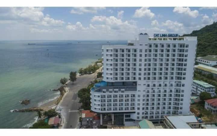 Mermaid Seaside 1 bedroom appartment in Vũng Tàu