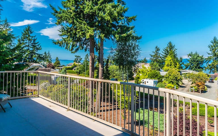 Pintail House - Private Paradise In Qualicum Beach