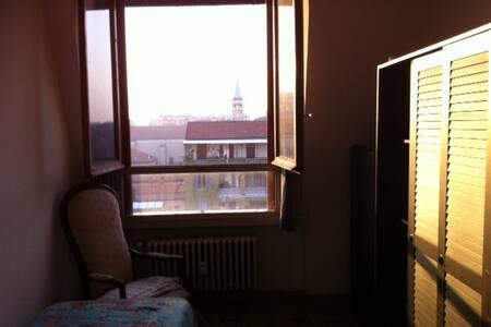 Camera singola luminosa vicino MM - Sesto San Giovanni - Appartement