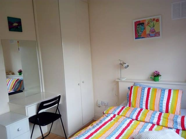 Lovely location in Dublin North, walking distance