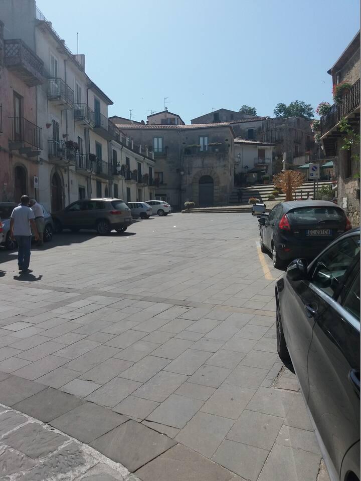 Casa in via San Sebastiano a Ficarra (Me)