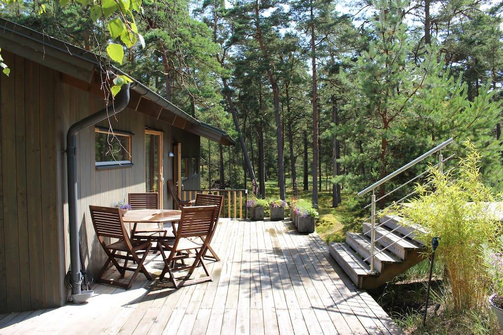 Accommodations, Sweden, hus Beach Fotboll - Stiftelsen