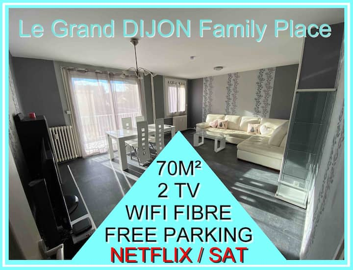 Le Grand Dijon Family Place
