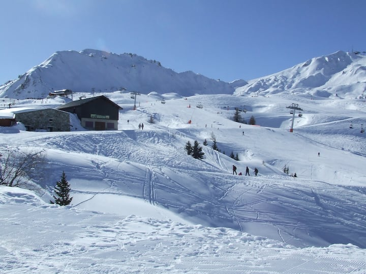Appartement 4 Pers. La Plagne 2000 m d'altitude