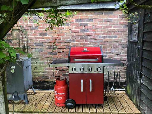 Brand new BBQ for summer 2019