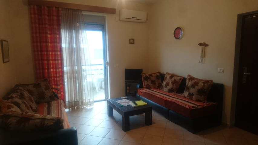 Apartment in Orikum for 3-4 guests