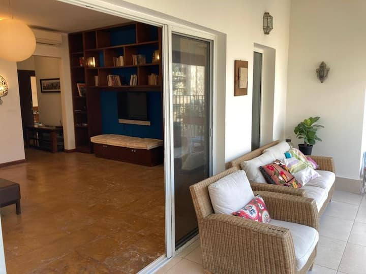 Spacious 3BdRm Rooftop in the heart of Ras Beirut