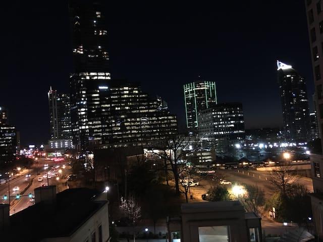 Luxury Condo on Peachtree - Atlanta - Apto. en complejo residencial