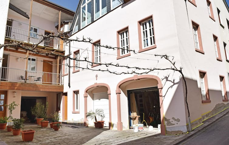 Holiday apartment with 1 bedroom on 65m² in Piesport