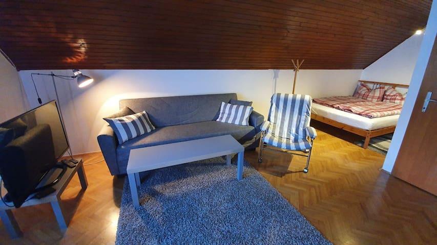 Cosy homestay - room Medvedgrad