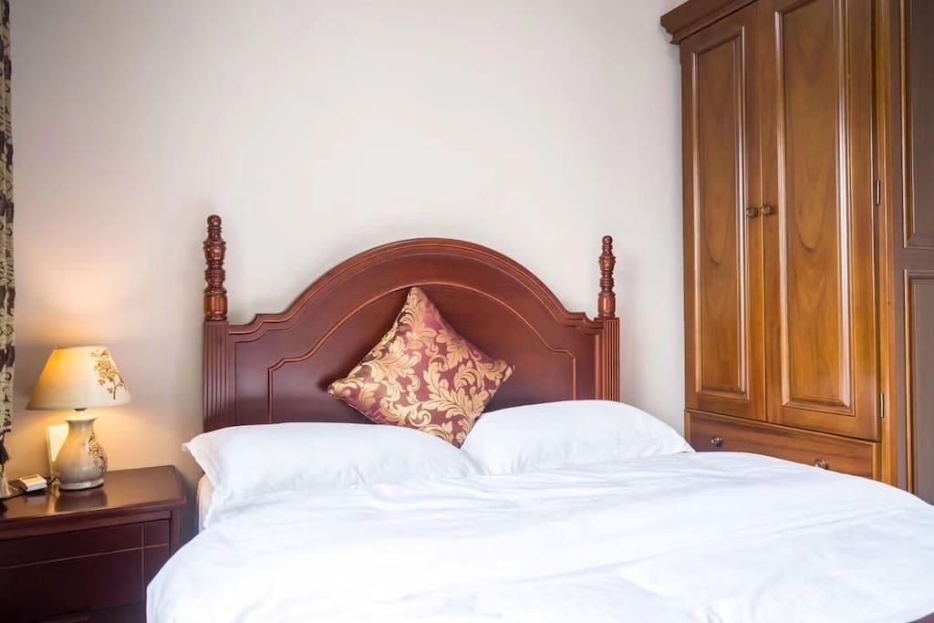 复古温馨小卧房