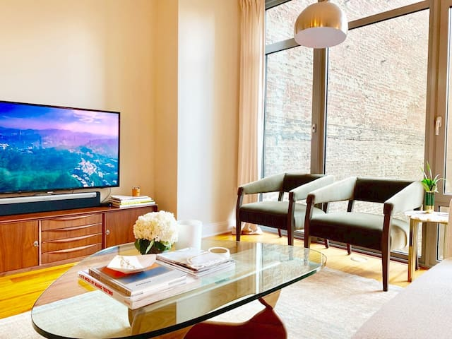 Full Service Luxury Apt In The Heart of Tribeca