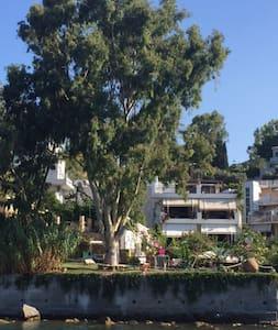RODITSES BEACH PENTHOUSE - Samos