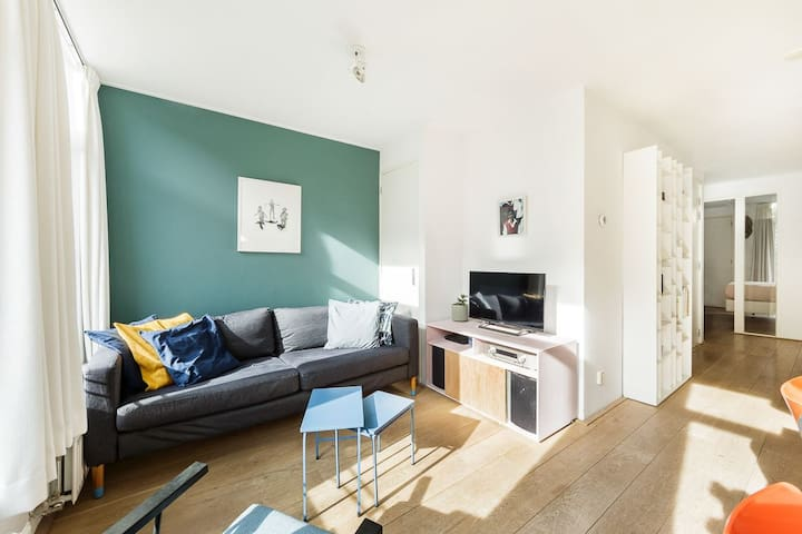 1 bedroom beautiful flat in Central Amsterdam