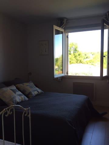 Une Chambre avec vue à Bouliac - Bouliac - Casa