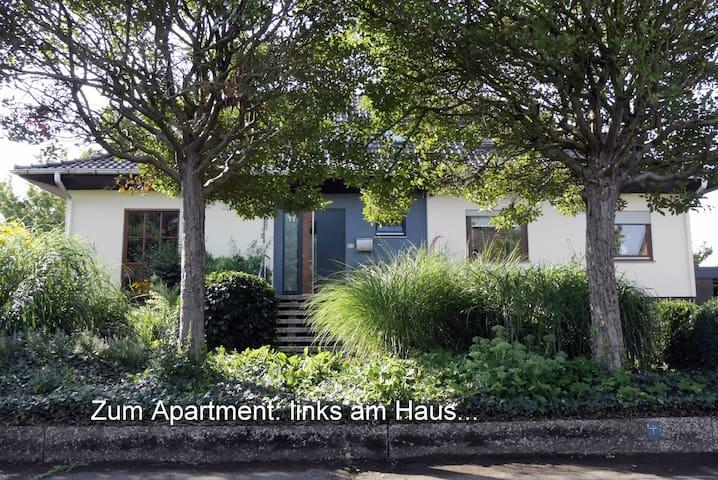 2-Zi.-Wohlfühl-Apartment,modern für 1-2 Gäste+Kind