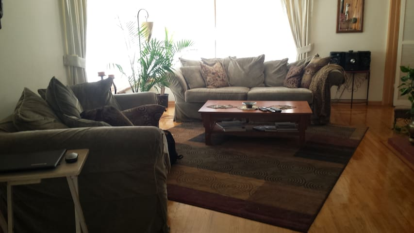 King Room near beach and shopping! - Los Angeles  - Hus