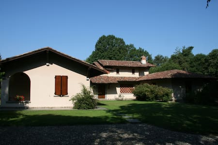 Stunning Villa with pool and views of the Alps - Lurate Caccivio