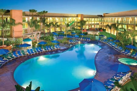 Legoland San Diego 2bed Villa Resort w/Ocean View - カールズバッド - 別荘
