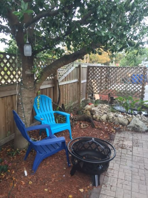 Additional outdoor space