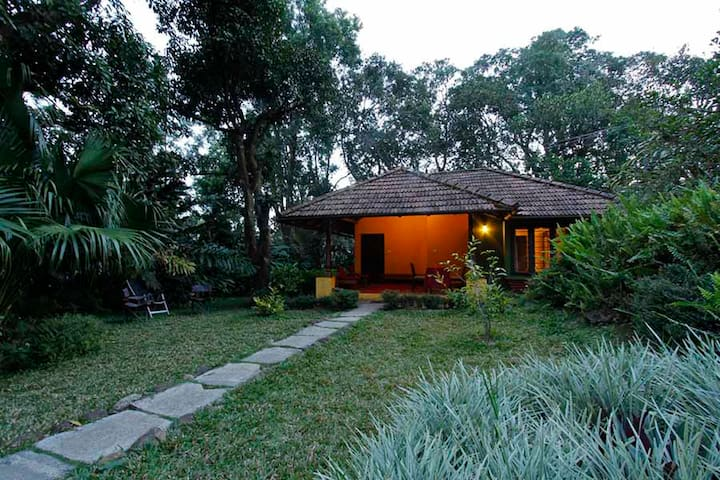 A Cottage amidst Nature, Coorg