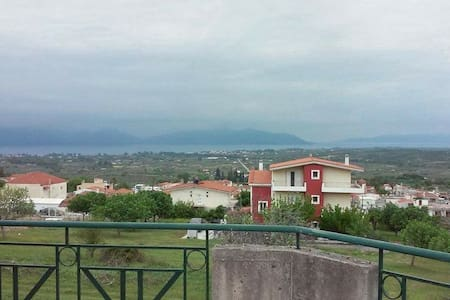 Cozy apartment with great views in Euboea - Taxiarchis