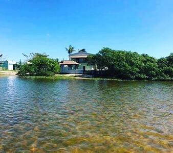 Casa Praia a Campo Barra do Itapocu/SC - Barra do Itapocu