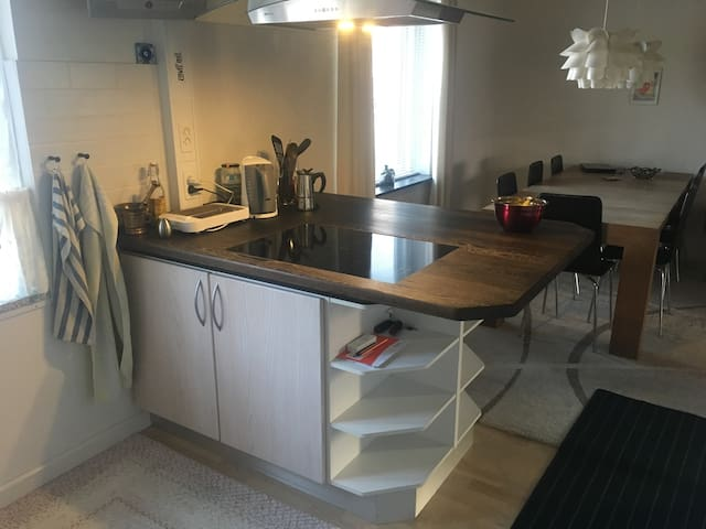 Cozy apartment in Vanløse close to metro station