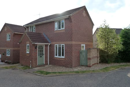 Cosy house at edge of Stowmarket - Stowmarket