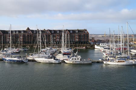 Merseyview Apartment, Liverpool Marina - 利物浦 - 公寓