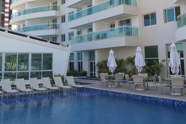 Apart Hotel Mandarim Salvador Shopping