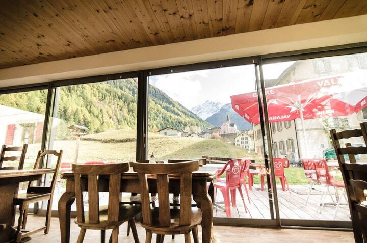 Auberge du Mont-Blanc