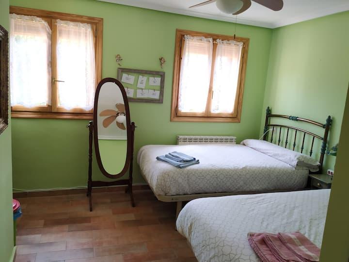Habitación privada  in Rioja + Visita a bodega