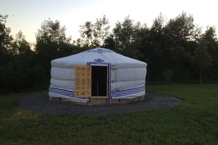 Redley's Retreat Yurt 2 - Khemah Yurt