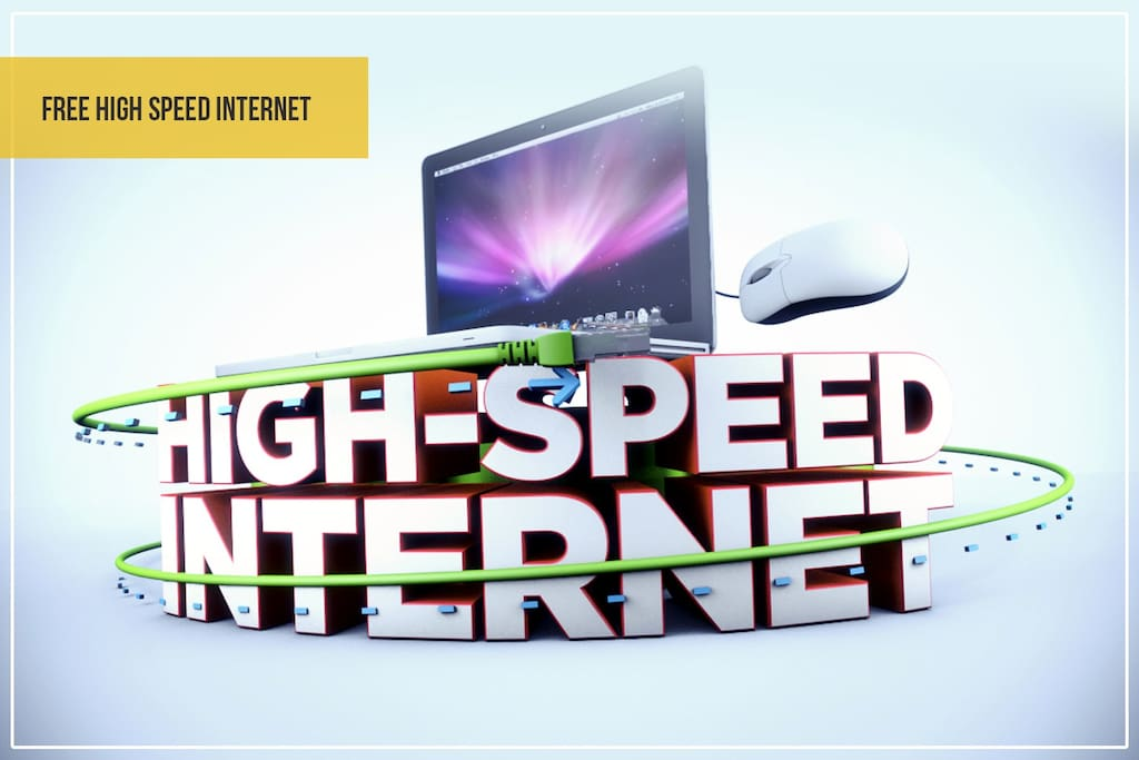 Fast internet for free
