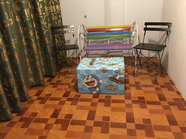 30 sq.m. room in center of Hatyai (with breakfast)