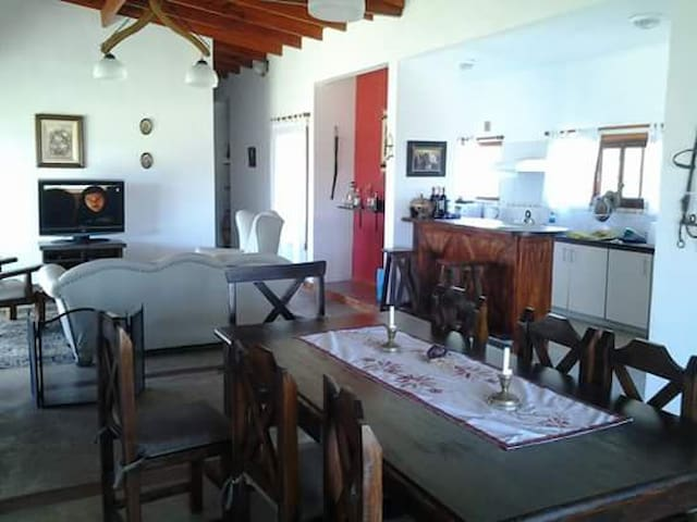 Summer House in Costa Esmeralda - Buenos Aires Province - House
