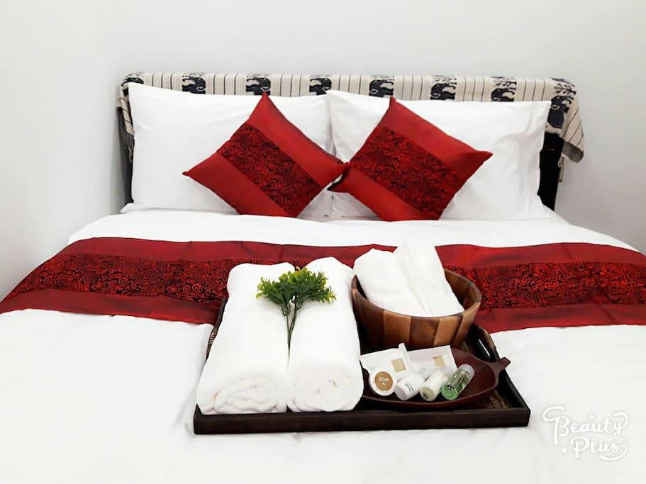 Master bedroom no.1