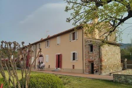 Old farmhouse in Tuscany - Pistoia
