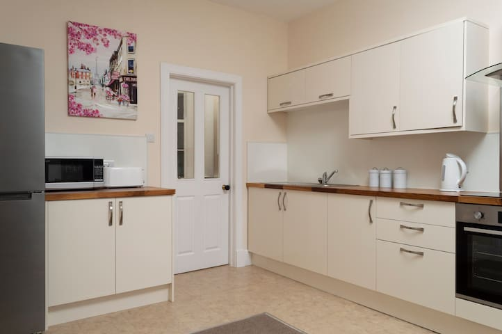 Magdalen House - Stunning & spacious apartment in the heart of Dundee City Centre.