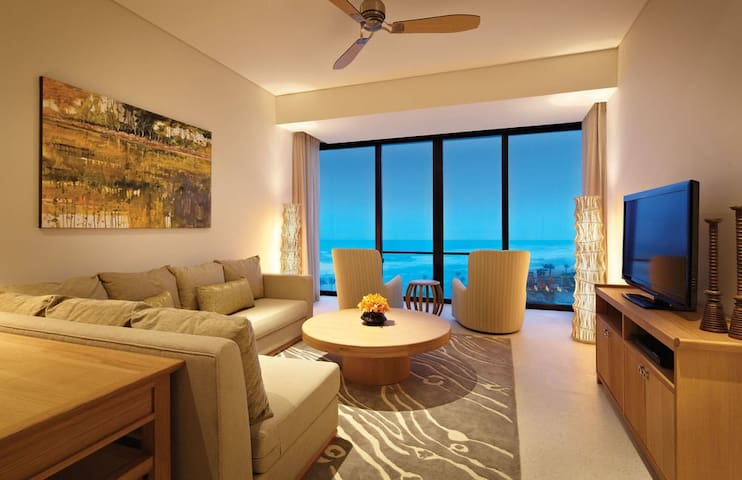 Luxury 2BR Apartment in 5 star resort - Da Nang - Apartamento