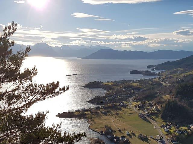 Villa Hardangerfjord - Kvam - Huis
