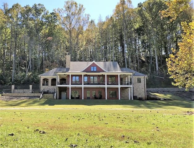 Vacation Home with Resort Amenities on 53 acres!