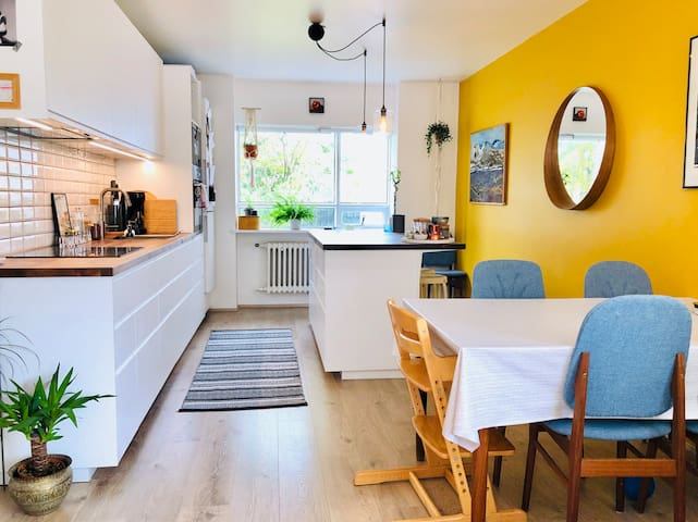 BEAUTIFUL APARTMENT IN  REYKJAVÍK・PRIVATE ENTRANCE
