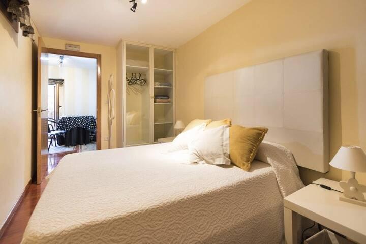 Apartamento nuevo en Casco Antiguo Cangas, Wifi. - Cangas - Apartamento