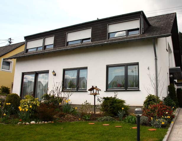 small guest apartment in Trier-Zewen
