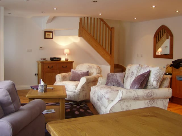 A Great Little Cottage in the Heart of Devon - Chittlehampton - Haus